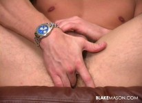 Johnny B Jerks Off from Blake Mason