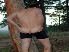 Logan Outdoors from Straight Boys Jerk Off