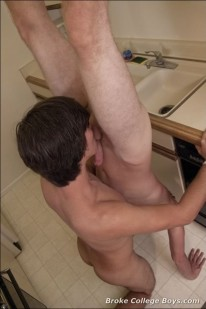 Jason And Landan Fuck from Broke College Boys