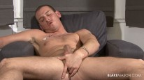 Sean Jerks Off from Blake Mason