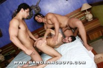 Brazilian 3way from Bang Bang Boys