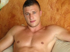 Hunky Mark from Lucas Kazan