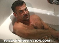 Beefy Hunk Bruno Bond from Hard Friction