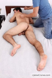 Blake Sevilla Serviced from Jake Cruise