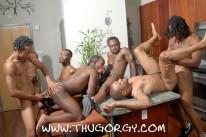 Hard Thug Orgy from Thug Orgy