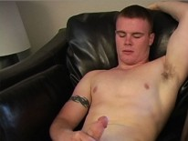 Scott Cums Back from Spunk Worthy