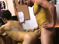 Gay Porn - Michigan Frat Boys from Haze Him