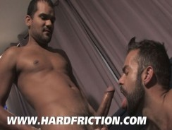 Hard Friction Bjs from Hard Friction
