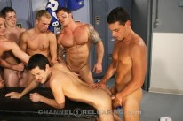 Gridiron Gang Bang from C1r