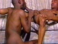 Andre And Bobby Fuck from Thug Orgy