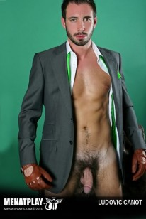 Ludovic Canot from Men At Play