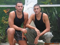 Mauricio And Vinnie Screw from Circle Jerk Boys