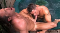 Benjamin Tops Brian from Colt Studio