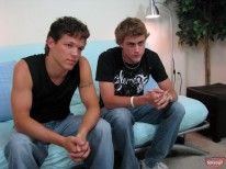 Lee And Shane from Broke Straight Boys