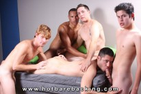 Cum In My Ass from Hot Barebacking