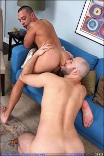 David And Eddie Fuck from Men Over 30