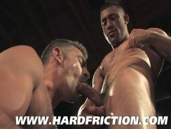 Bruno And Tony Fuck from Hard Friction