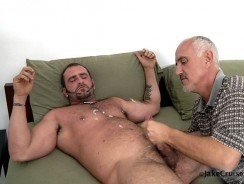 Max Blake Serviced from Jake Cruise