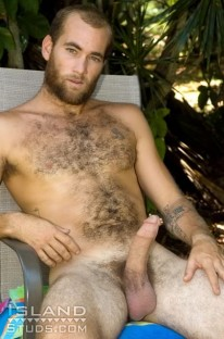 Furry Surfer Jesse from Island Studs