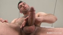 Gav Jerks Off from Blake Mason