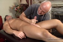 Nick Toretto Massaged from Jake Cruise