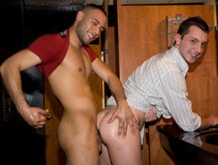 Leo And Scott Fuck from Out In Public
