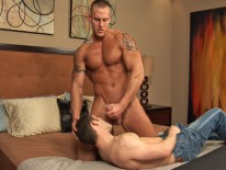 Massaging Marc from Sean Cody