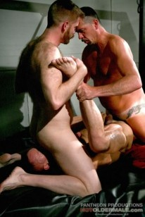 Big Dick Daddy Club from Hot Older Male