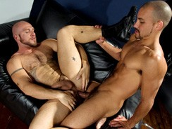 Antonio And Aitor from Hairy Boyz