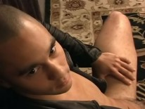 Cute Guy Strokes from Male Digital