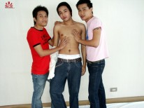 Asian Shower Fun from Asian Guys