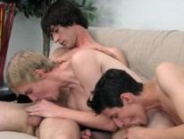 Broke Str8 Threeway from Broke Straight Boys