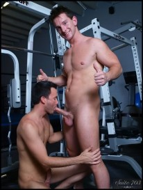 David And Luke Fuck from Hot Jocks Nice Cocks