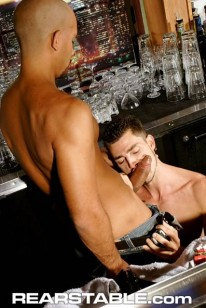 Antonio And Tamas Fuck from Raging Stallion
