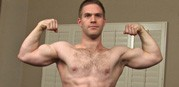 Muscle Hunk Brian from Sean Cody