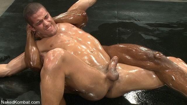 oiled men sex