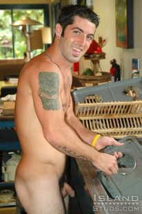 Straight Hunk Joe from Island Studs