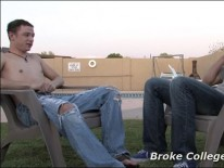 Sean And Johnny from Broke College Boys