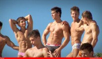 27 Boy Circle Jerk from Bel Ami Online