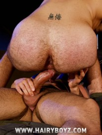 Rj And Justin Fuck from Hairy Boyz