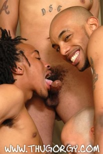 Raw Thug Orgy from Thug Orgy