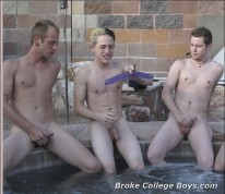 Spa Circle Jerk from Broke College Boys