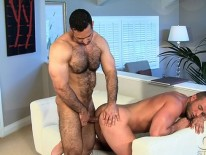 Adam Tops Danny from Colt Studio