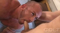 Brandon Tops Gage from Colt Studio