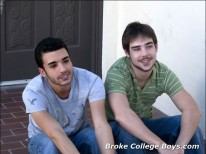 Derek And Zack from Broke College Boys