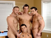 Fratboy 4some from Next Door Buddies