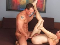 John And Tyler Fuck from Cocksure Men