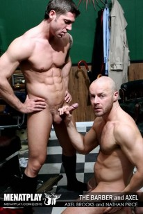 Axel And Nathan Fuck from Men At Play