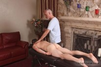 Kevin Lane Massaged from Jake Cruise