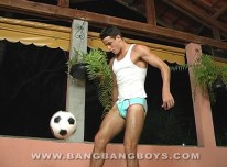 Brazilian Hunk Ashton from Bang Bang Boys